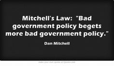 Mitchell's Law